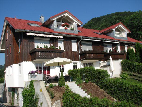 Ferienwohnungen Herrmann in Oberstaufen