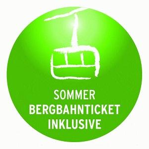Sommer-Bergbahnenticket für Chalet Platzhirsch